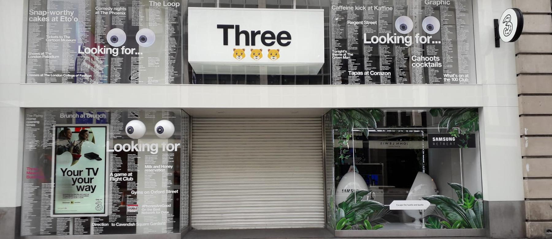 3 Store Leeds Trinity